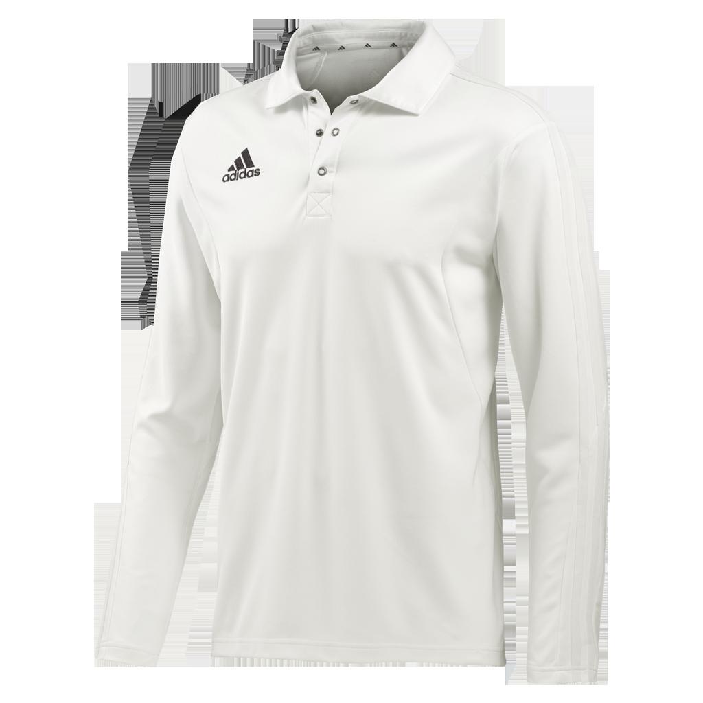 Eversley CC Adidas Elite L/S Playing Shirt