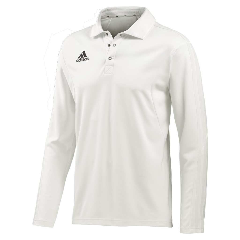 Greenwood Park CC Adidas Elite L/S Playing Shirt