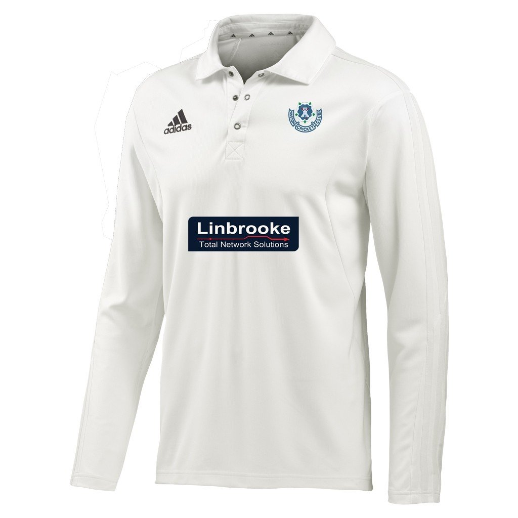 Anston CC Adidas L-S Playing Shirt