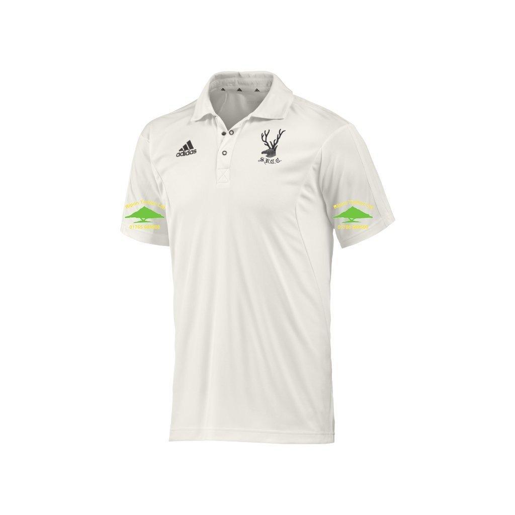 Studley Royal CC Adidas Junior Playing Shirt