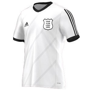 Risley CC Adidas White Junior Training Jersey