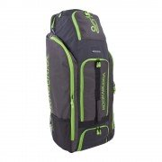 2020 Kookaburra Pro d1.0 Duffle Cricket Bag - Black/Lime