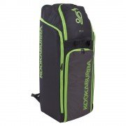 2020 Kookaburra d3 Duffle Cricket Bag - Black/Lime