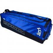 2019 Kookaburra 2000 Wheelie Cricket Bag - Blue **