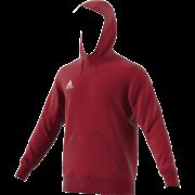 Ashton CC Adidas Red Junior Hoody