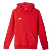 Adidas CoreF Red Junior Hoody