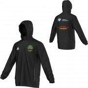 Condover CC Adidas Black Rain Jacket