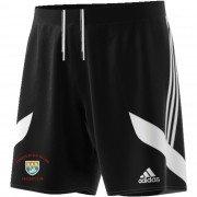 Wickersley Old Village CC Adidas Black Junior Training Shorts