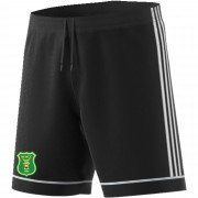 Norton Lindsey & Wolverton CC Adidas Black Training Shorts