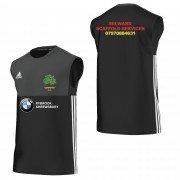 Condover CC Adidas Black Training Vest