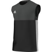 Dove Holes CC Adidas Black Training Vest