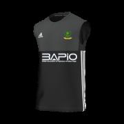 St Georges CC Adidas Black Training Vest