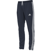 Chapel-En-Le-Frith CC Adidas Junior Navy Training Pants
