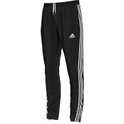Burscough CC Adidas Black Training Pants