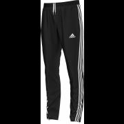 Loughborough Greenfields CC Adidas Black Junior Training Pants