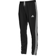 Codsall CC Adidas Black Training Pants