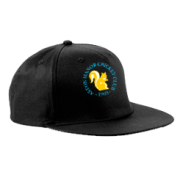 Aston Manor CC Black Snapback Hat