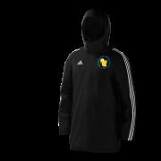 Aston Manor CC Black Adidas Stadium Jacket