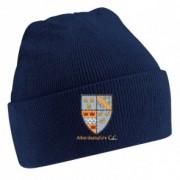 Aberdeenshire CC Navy Beanie