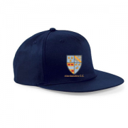 Aberdeenshire CC Navy Snapback Hat