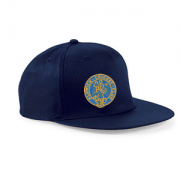 Alnwick Cricket Club Navy Snapback Hat