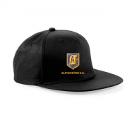 Alphington Black Snapback Hat