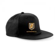 Alphington Black Snapback Hat