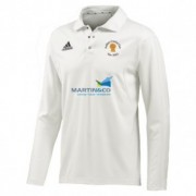 Audlem CC Adidas L-S Playing Shirt