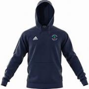 Barkisland CC Adidas Navy Junior Fleece Hoody