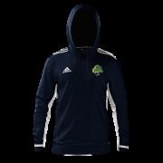 Barkisland CC Adidas Navy Hoody