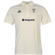 Barnoldswick CC Adidas Pro Junior Short Sleeve Polo
