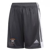 Barnoldswick CC Adidas Black Junior Training Shorts