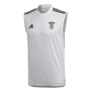 Barnoldswick CC Adidas White Training Vest