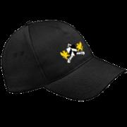 Barts and The London CC Black Baseball Cap