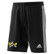 Barts and The London CC Adidas Black Junior Training Shorts