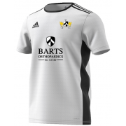 Barts and The London CC White Junior Training Jersey