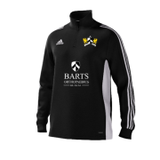 Barts and the London CC Adidas Black Training Top