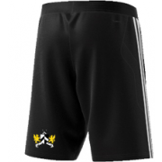 Barts and the London CC Adidas Black Training Shorts