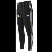 Barts and The London CC Adidas Black Junior Training Pants