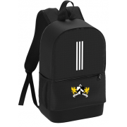 Barts and The London CC Black Training Backpack