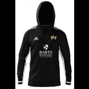 Barts and The London CC Adidas Black Hoody