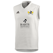 Barts and the London CC Adidas S/L Playing Sweater