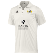 Barts and the London CC Adidas S/S Playing Shirt