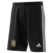 Carlton CC Adidas Black Junior Training Shorts