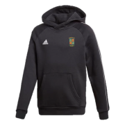 Carlton CC Adidas Black Junior Fleece Hoody