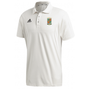 Carlton CC Adidas Elite Junior Short Sleeve Shirt