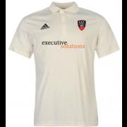 Churchtown CC Adidas Pro Junior Short Sleeve Polo