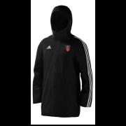 Churchtown CC Black Adidas Stadium Jacket
