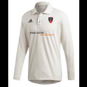 Churchtown CC Adidas Elite Long Sleeve Shirt