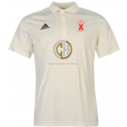 Cound CC Adidas Pro Junior Short Sleeve Polo